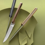 Haussmann luxury and Parisian knife